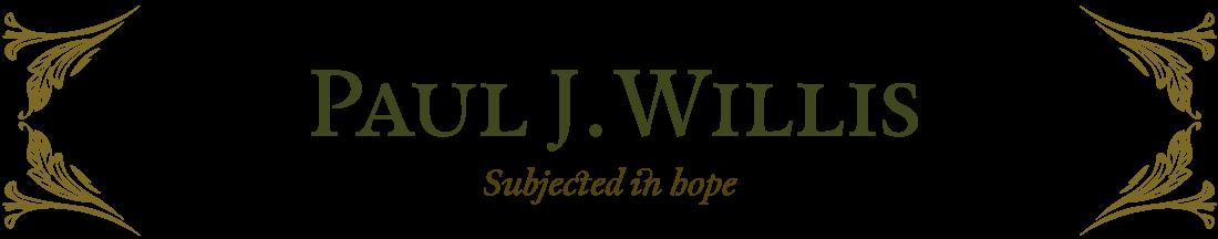 Paul J. Willis Logo